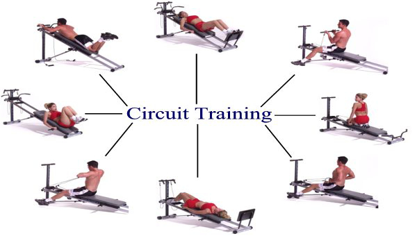 WEIGHT CIRCUIT TRAINING
